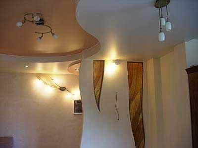Обшивка стены из гипсокартона своими руками